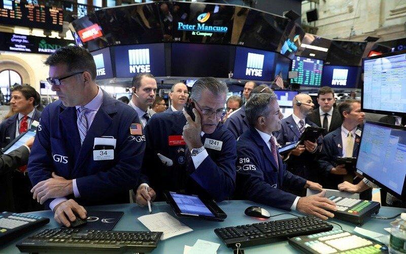 سهام والاستریت جهش کرد