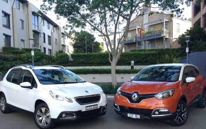 ایران محرک فروش جهانی خودروهای فرانسوی
