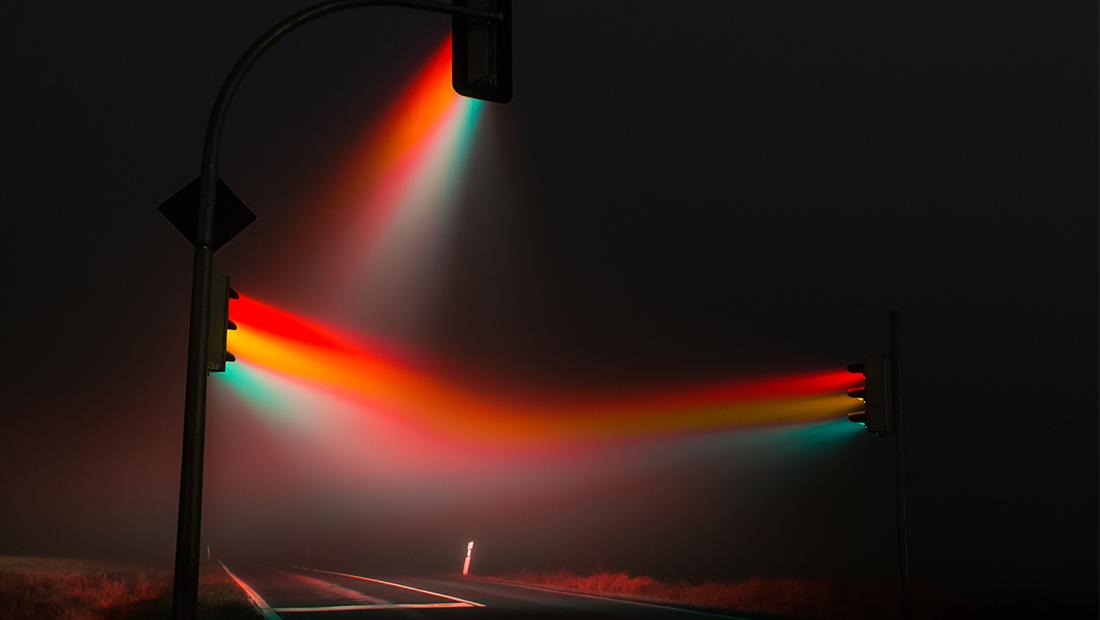 قانون کاوز رفاه اقتصاد چراغ راهنمایی