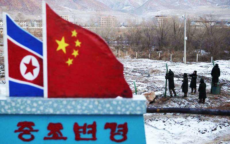 تحریمهای چین علیه شرکتهای کره شمالی