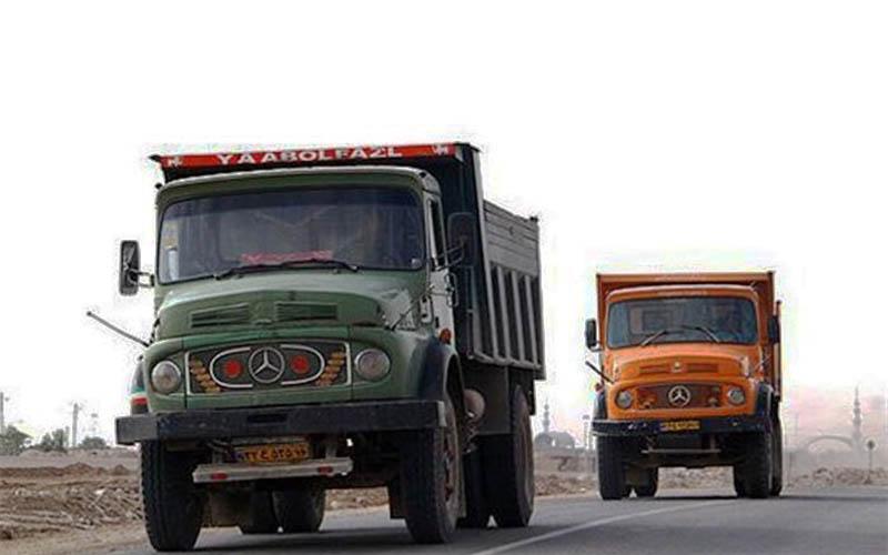 ممنوعیت تردد خودروهای سنگین و نیمهسنگین در پایتخت در روز تحلیف