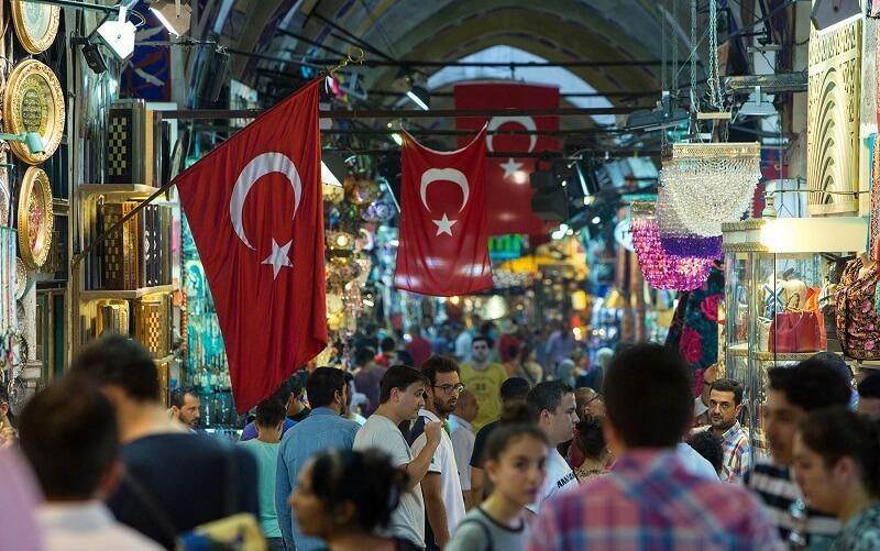 کاهش کسری تجاری ترکیه