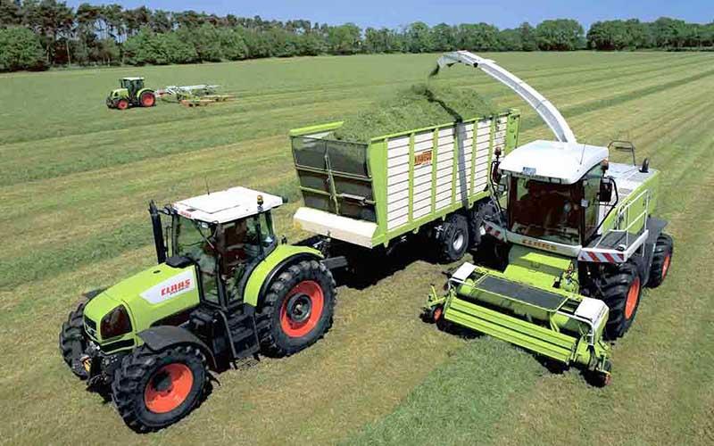 صادرات ۶ میلیون دلاری ماشینآلات کشاورزی در بهار ۹۶