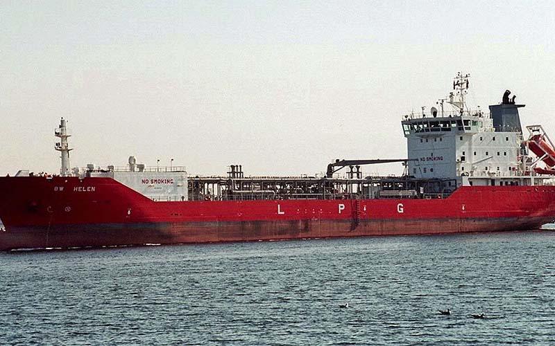 افزایش ۱۴ درصدی صادرات الپیجی ایران