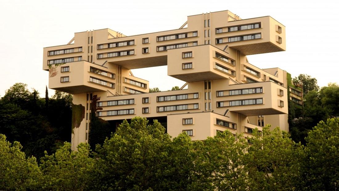 ساختمان خلاق طراحی ایده