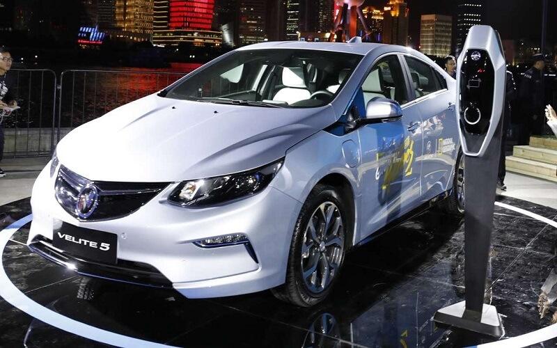 ۴۰ درصد خودروهای الکتریکی در چین تولید میشود