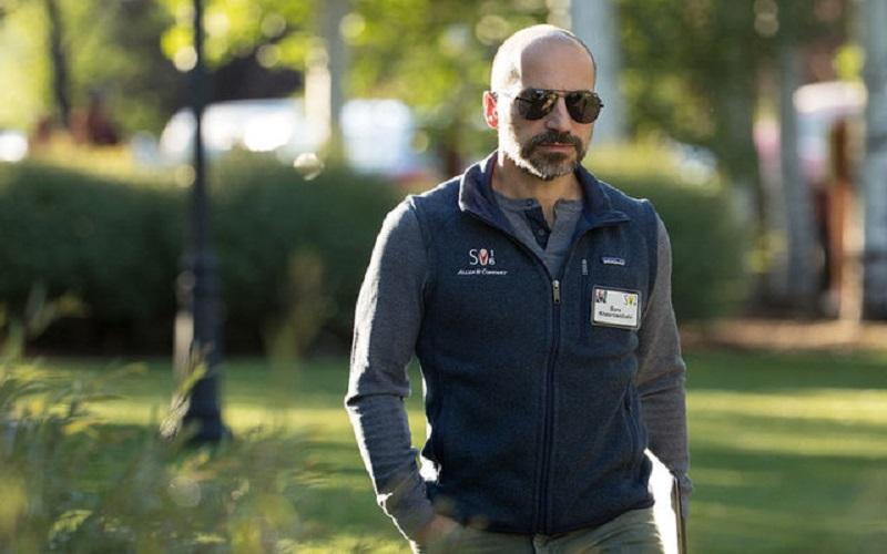 یک ایرانی مدیرعامل «اوبر» شد