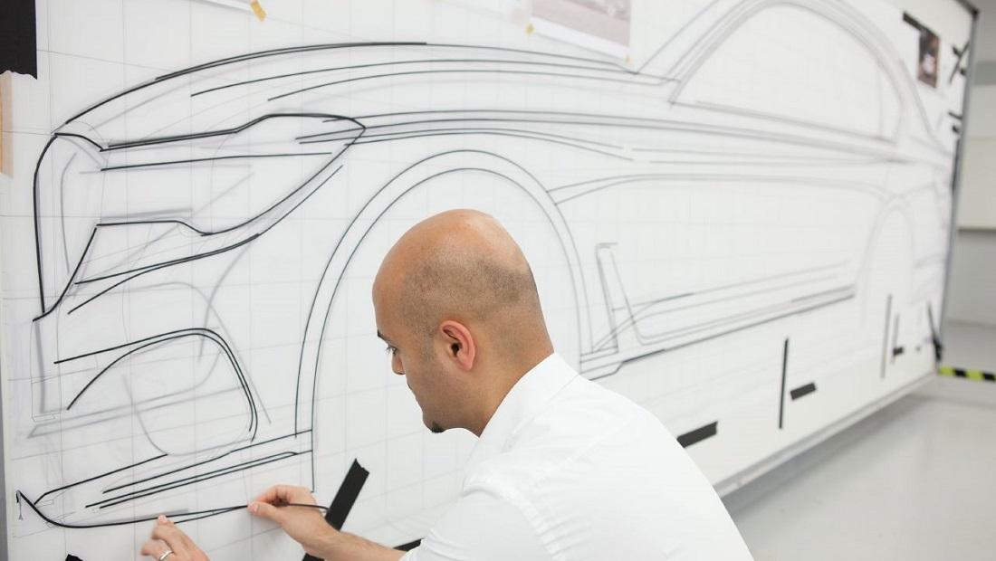 بیامو نادر فقیهزاده طراح ایرانی خودرو ماشین سری 7