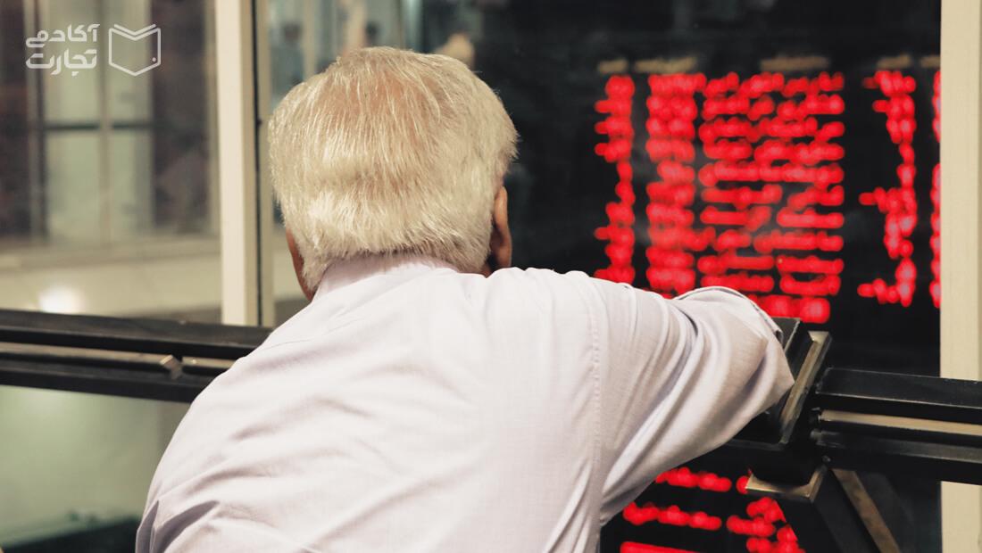 مالی رفتاری سن بازار بورس