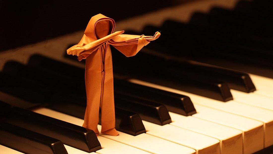 خلاقیت اوریگامی موسیقی معرفی کتاب