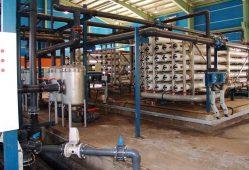 افزایش ظرفیت تاسیسات آبشیرینکن به ۵۰۰ هزار مترمکعب