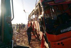 بررسی حادثه اتوبوس هرمزگان در کمیسیون ایمنی راههای کشور