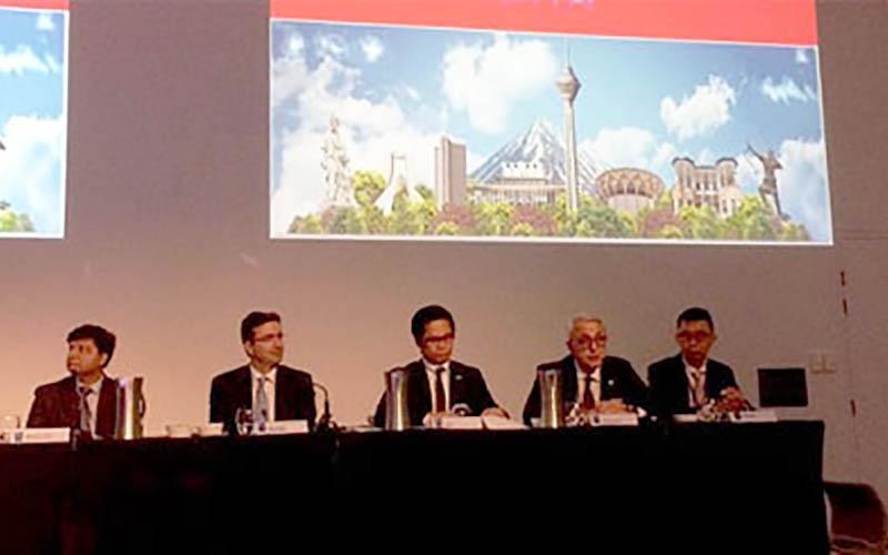 رونمایی از فرصتهای کسبوکار ایران در اجلاس اتاقهای بازرگانی جهان