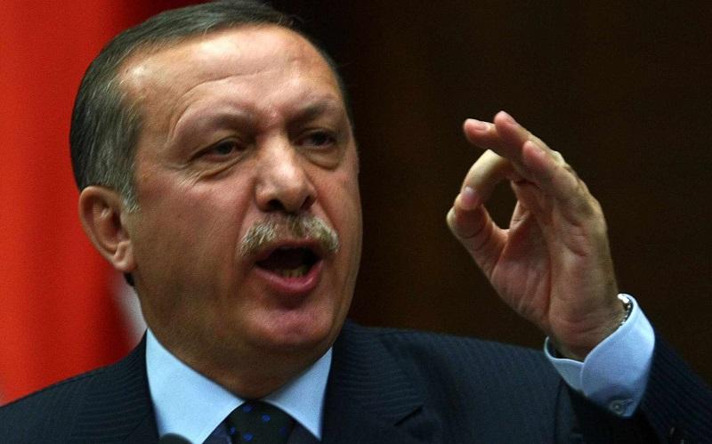 اردوغان کردستان عراق را به قطع صادرات نفت تهدید کرد