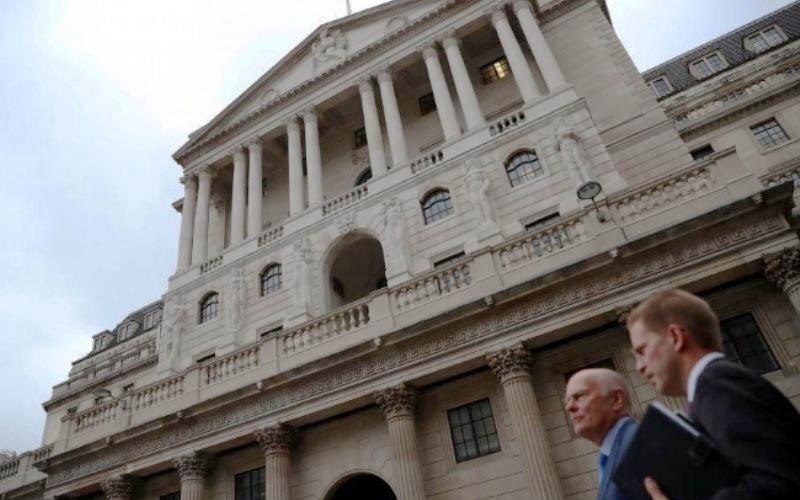 بانک مرکزی انگلستان احتمالا دو بار نرخ بهره را افزایش میدهد