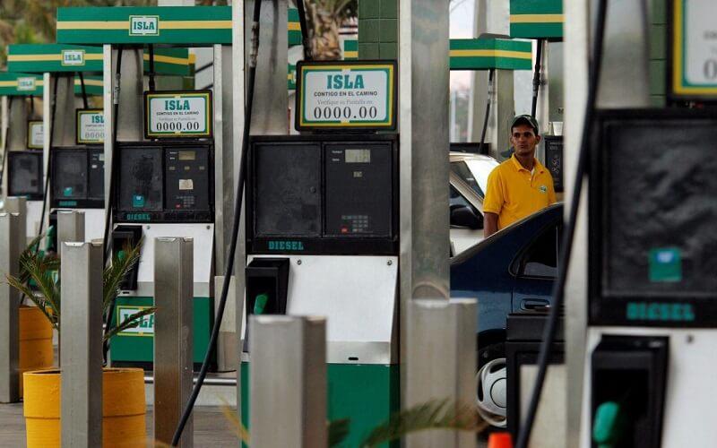 بحران سوخت در غرب فلوریدا