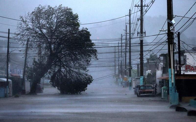 برق ۳.۳ میلیون مشترک در فلوریدا قطع شد