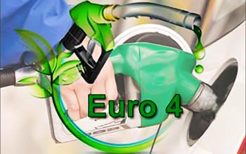 استاندارد یورو ۴ در بنزین پایتخت