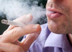 ترکیب مرگآور ایدز و سیگار