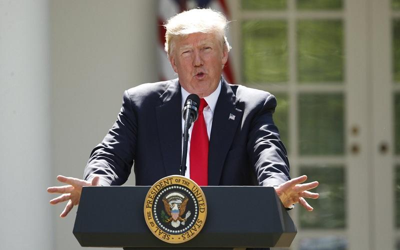 تهدید دوباره ترامپ برای خروج از پیمان پاریس