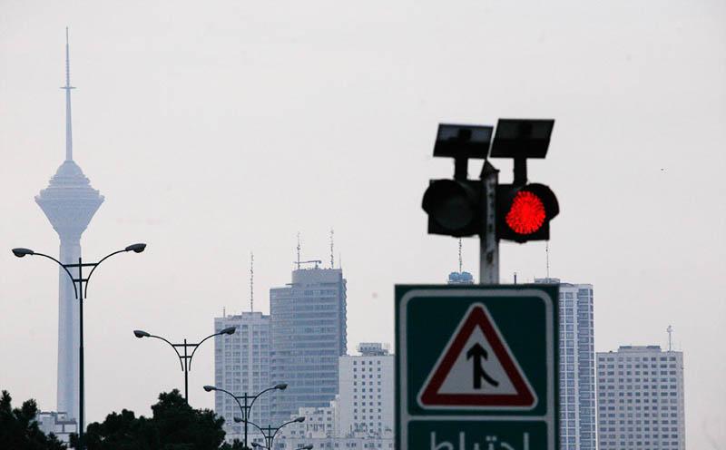 کاهش تعداد روزهای ناسالم پایتخت در نیمه دوم سال