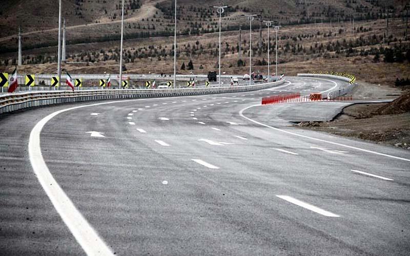 کاهش مصرف سوخت و تصادفات جادهای با افتتاح آزادراه تهران-شمال