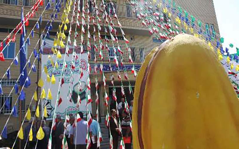 چهارمین جشنواره ملی پسته ایران در دامغان آغاز شد