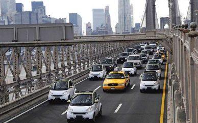 استفاده از خودروهای برقی در نیویورک آسانتر میشود
