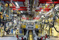 تولید وانت تندر و ۳ مدل دیگر در مرداد ۹۶ به صفر رسید