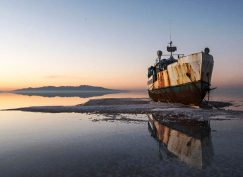 چراغ روشن احیای دریاچه ارومیه
