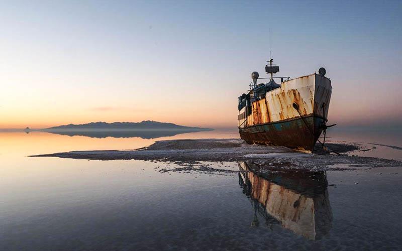 واردات آب از ترکیه برای احیای دریاچه ارومیه در اولویت نیست