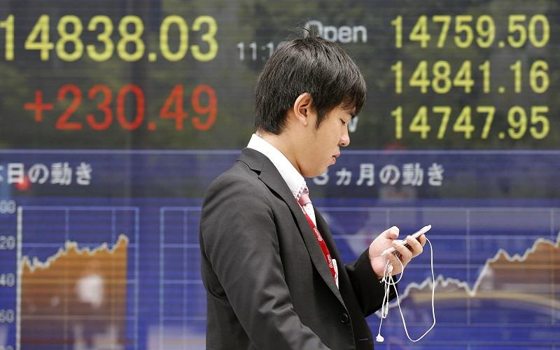 رشد بیسابقه سهام آسیا