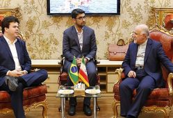 مذاکرات نفتی ایران با پتروبراس برزیلیها