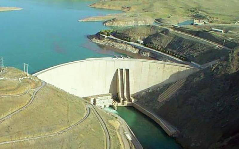 ذخیره سد زایندهرود به ۱۳۱ میلیون متر مکعب رسید