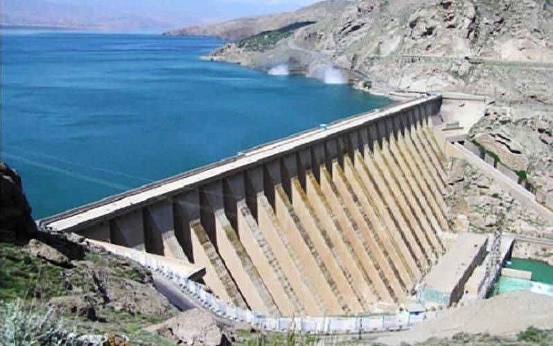 کاهش ۶ درصدی حجم مخزن سدها