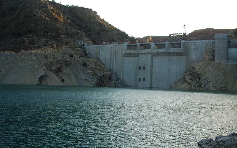 آخرین وضعیت ذخایر آبی تهران