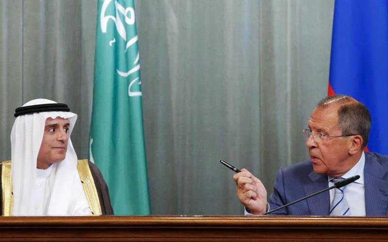روسیه آماده همکاری با عربستان در بخش انرژی است