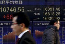 سقوط سهام آسیا به دلیل تنش-های کره شمالی