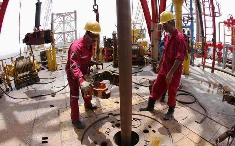 اجرای عملیات خدمات چاههای نفت و گاز بدون نیاز به دکل