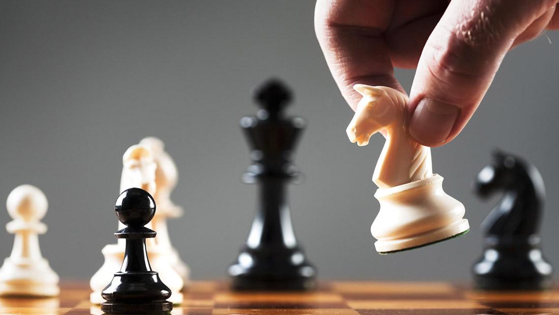 شطرنج استراتژی