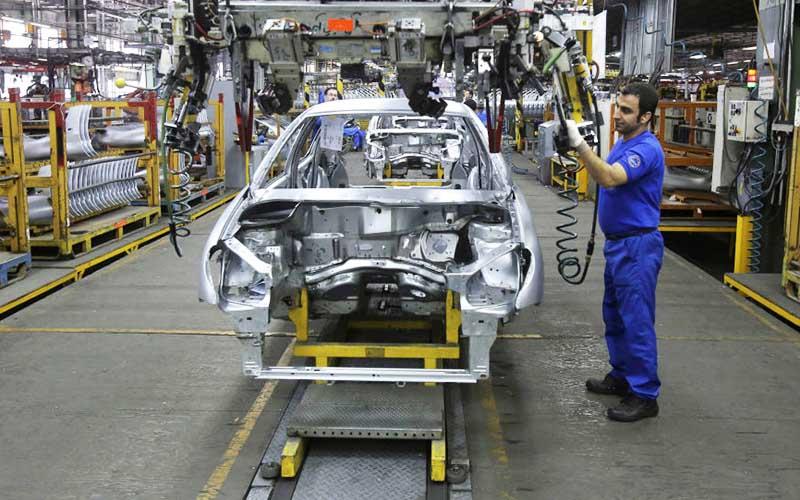 تولید خودرو ۲۲.۲ درصد افزایش یافت
