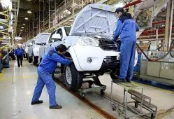 تلاش برای صعود در رنکینگ جهانی تولید خودرو