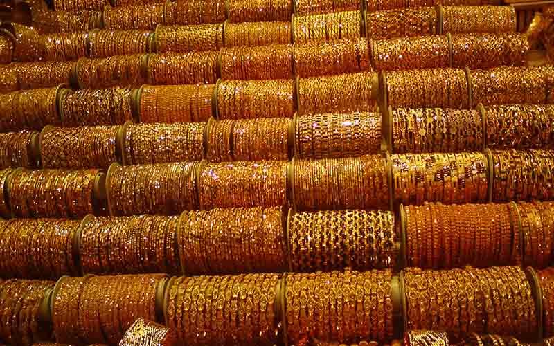 طلا برای اولین بار از ۱۲۵ هزار تومان گذشت