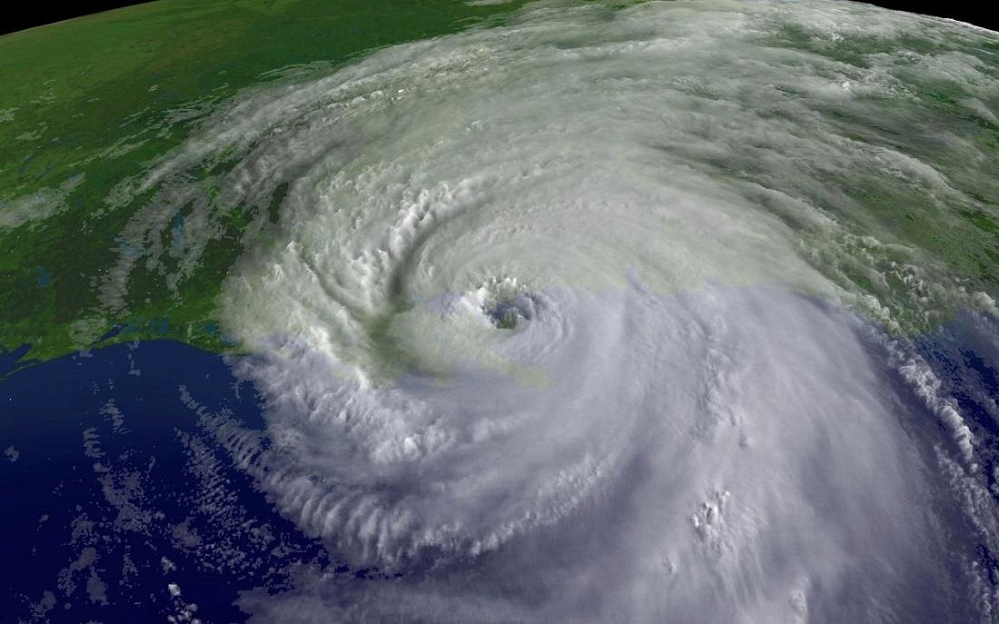 طوفان کاترینا
