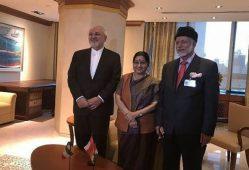 نشست سهجانبه ایران، عمان و هند با محوریت انرژی