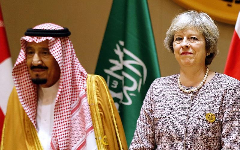 فروش 6 میلیارد پوند سلاح انگلیس به عربستان