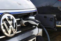خودروهای برقی فولکس واگن