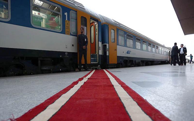 بلیت قطارهای مسافرتی