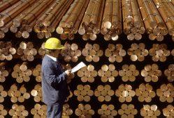 قیمت انواع فلزات در بازار بورس لندن
