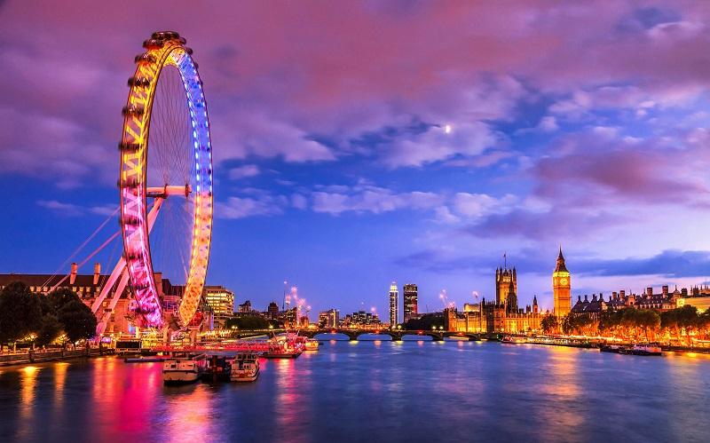لندن در صدر جذابترین مراکز مالی جهان